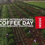 To the ones who make our mornings good, Happy International Coffee Day! #GoodMorningWorld #PH https://t.co/xIZvAy8gCm