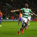Moussa Dembélé in 2016/17 for Celtic...  Games 16 Goals 12  🔥🔥🔥 #UCL https://t.co/bMkxaZBNh6