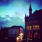 Guten Morgen geliebtes #Aachen ❤️ https://t.co/Z0VikHNVog