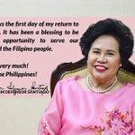 RIP Senator Miriam Santiago 😥🙏 https://t.co/Te997bg2gN
