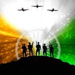 """""""Our flag does not fly because the wind moves it, it flies with the last breath of each soldier who died protecting it."""" #SaluteToTheArmy https://t.co/OgAjz6RzNW"""