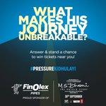 Q. What makes M.S.Dhonis journey unbreakable? #FinolexCelebratesDhoni https://t.co/NoNr2d679o