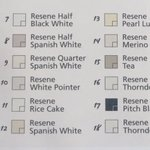 Resene releases its top 20 NZ paint colours list, and its as imaginative as you always thought it would be. https://t.co/JXPpqLJUOo