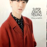 [PIC] 160929 Out of Music Magazine Vol.47 - Yesung looks cute wearing a red coat~ [3P] (Cr:@Bliss_smile0824) https://t.co/A3Re9Jc8Q1