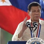 """Philippines President Duterte rejects Hitler comparison but """"happy"""" to kill drug addicts https://t.co/FcRVnVYCR3 https://t.co/IpBumYVhPK"""