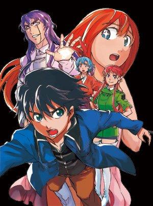 お待たせしました!「ビッグオーダー」Blu-rayBOX2&DVD第3巻は本日発売ですえすのサカエ先生&キャラクターデザ