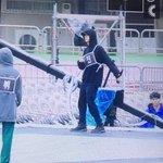 160930 리허설 #석진 #JIN #BTS #방탄소년단 @BTS_twt 신나신나~! https://t.co/Uw9Yqx9Q7i