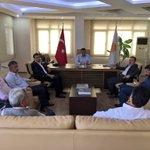 Milletvekilimiz @MSErdinc ile Çukurova İlçe Teşkilatımızı ziyaret ettik. https://t.co/RL6VALIuEu