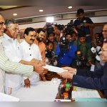 भाजपा के वरिष्ठ नेता श्री एल. गणेशन का मध्यप्रदेश की राज्यसभा सीट से नामांकन दाखिल करना हमारे लिए सौभाग्य की बात है। https://t.co/Me3dllFAqS