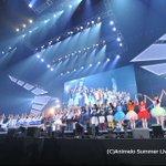 【ありがたい】「アニサマ2016」がNHK BSプレミアムで放送決定 https://t.co/YZBECIaua1 総勢65組129名の出演アーティストによる熱いステージの模様を、11月13日から6週連続で放送する。 https://t.co/GdOFgudu3K