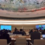#Denmark ready for last day of #HRC33! Action of remaining resolutions starts now! #WorkingForDK #HumanRights #HRC https://t.co/QJdZApcG1N