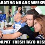 Fresh pa ba kayo mga bes? 😁 Happy Friday everyJuan! 😘 @mainedcm 💛 © Eat Bulaga | FB #ALDUBMaghihintay https://t.co/zah1GrscP4