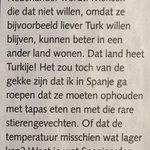 Over dat gezeur op Zwarte Piet een stukje uit interview met de Story van deze week: https://t.co/5olQV7igAD