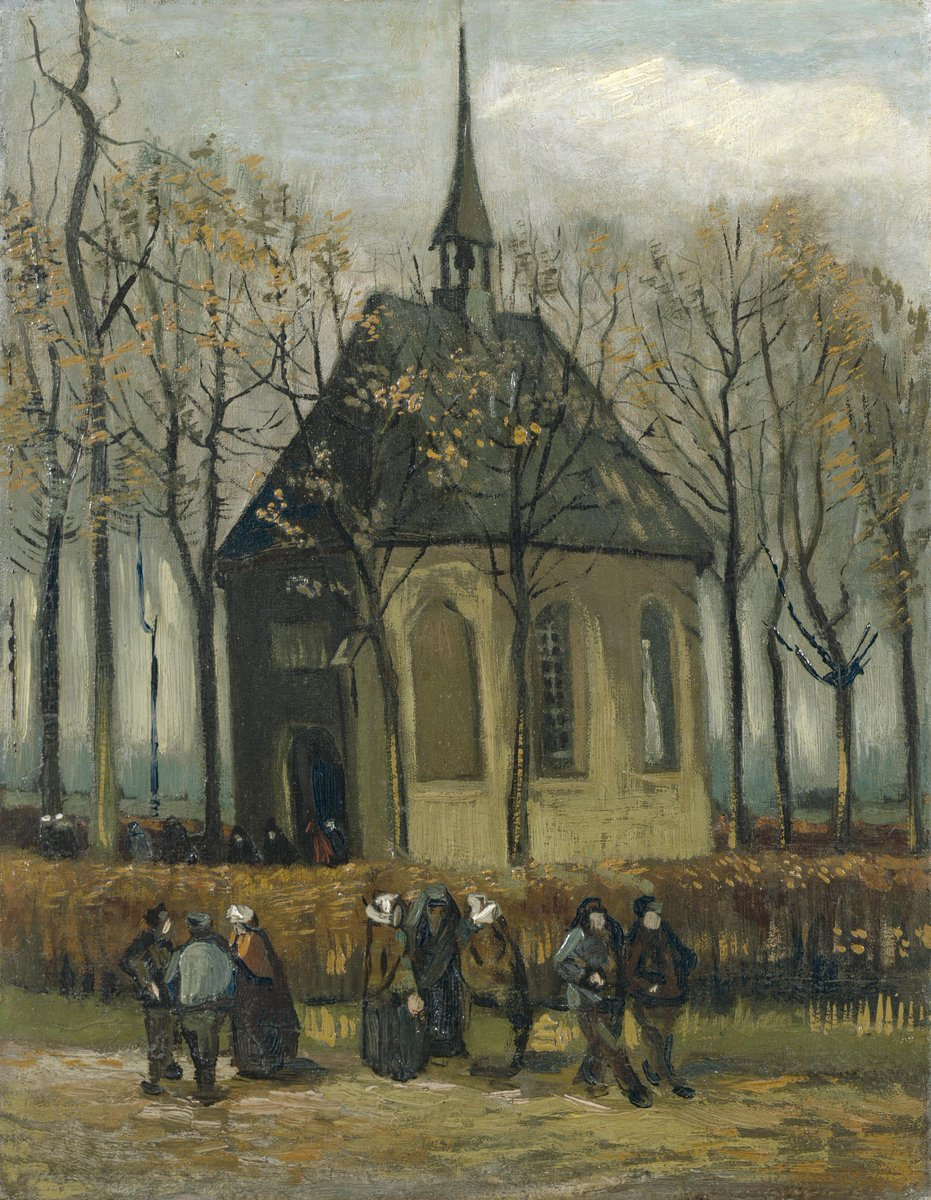 Our two stolen Van Gogh paintings are found after 14 years! https://t.co/j9i13BS6tQ https://t.co/AbvqicKzK5