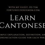 Learn Cantonese, Please Retweet https://t.co/6zlNkoFW5S #cantonese #expat #fortunecookiemom https://t.co/MYaFb6dJOz