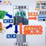 イオンは中国から輸入して、国産米として売ってたけどね。 #kokkai #nhk https://t.co/sVx4xDT4zV