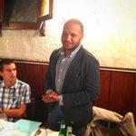 Les @JLRGeneve ont élu hier un nouveau président: Mohamed Atiek  Merci @DariusAzarpey pour tout ce que tu as fait! https://t.co/5T0XRELgVT