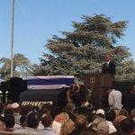 """""""#ShimonPeres représente lhistoire du peuple juif de ces 100 dernières années"""", Barack Obama https://t.co/Qt1d8KNZ15"""