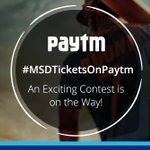 #CONTEST ALERT! Get ready to win exclusive movie merchandise from MS. Dhonis brand Seven! RT to enter #MSDTicketsOnPaytm https://t.co/dIvcw86ytF