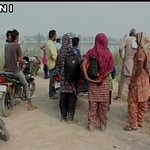 Punjab: Villagers in Firozpur being evacuated after #SurgicalStrike conducted by Indian Army. https://t.co/3OWB62R3rD