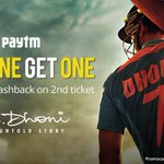 Amazing offer of the day Buy One Get One on Dhoni tickets https://t.co/RXyT7Tl57n #MSDTicketsOnPaytm https://t.co/cv3oCjdjCz