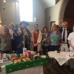 Todays #MacmillanCoffeeMorning #worthing @CoolTownCrier lets eat #cake https://t.co/acnAZVwgcr