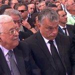 شاهد بكاء وزير الخارجية المصري والرئيس الفلسطيني في مراسم تشييع الهالك بيريز! #التعزية_بوفاة_بيريز_خيانة https://t.co/LUPoYyLAns