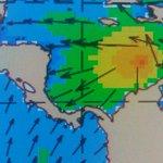 Se esperan olas de 2 a 3 metros entre hoy y mañana sobre nuestra región @TReporta https://t.co/7bngO1WdKZ