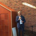 @HarrieBosch spreekt met trots over nieuw kantoor @WaterwegWonen gerealiseerd door @ERAContour en @Synchroon https://t.co/0r397CVBqG