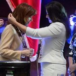 """Los paraísos fiscales han sido creados para delinquir"" @CFKArgentina https://t.co/Kf9Tw9J9AN #ELAP2016 @GabrielaEsPais https://t.co/qq9t1cpbwd"