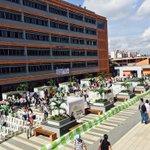 #AEstaHora Feria por La Paz UTS #SoyUteísta https://t.co/QhJvpY9tBl