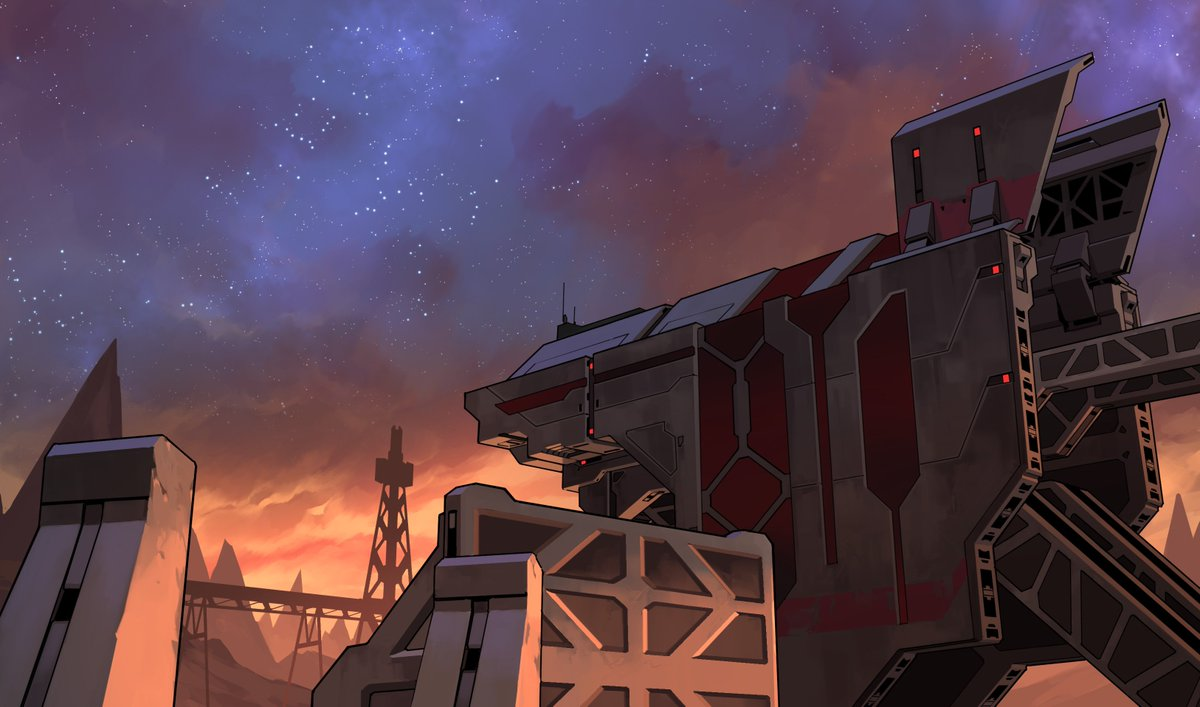 マクロスΔのキャラ原案の美田さんは元々カプコンで背景を担当していたクリエーターです。「エクストルーパーズ」と言うゲームで