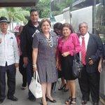 Llegan de los amigos del C. Regional U. de Veraguas, a la toma de del nuevo rector @eflorescastro .@noticias7d https://t.co/PbfOh6ienc