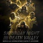 #Mizzou Tweets: #ShowMe a Saturday Night Showdown in Death Valley. #MIZ #ShowMe 🐯🏈 https://t.co/bdfyWz6gL9 https://t.co/dlweuc9bRp