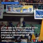 Compartimos la pregunta del día relacionada a la convención de #LaUnidad |► https://t.co/UyzxcaOovO https://t.co/U2mnFrJqIx