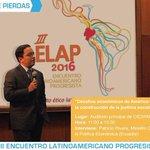 11h00. Mesa redonda 9: Desafíos Económicos de Latinoamérica con #PatricioRivera y @pabelml #ELAP2016 https://t.co/GiiSt3h9A0