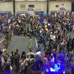 Meet the 56 AU @LboroSport clubs & so much more at the Student Sport Bazaar TODAY from 11am ⚽️🏀🏈⚾️🎾🏐🏉🎱⛳️🏓 https://t.co/t20B0V2F8l