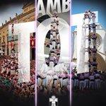 Diumenge anem #ambTOT al Concurs. Sigues part de la nostra història!Avui rebentem el local! #castellers #sentimjunts https://t.co/LZQ3jnbdIi