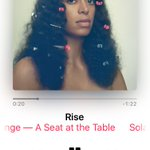 This new @solangeknowles album is beautiful. https://t.co/oCzoyqYMaa