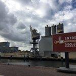 Stad in transitie; duidelijker dan in de #Binckhorst zie je het niet! #denhaag https://t.co/H0rRt8n6s8