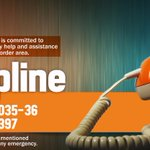 Punjab govt launched helpline numbers to minimize the inconvenience of civilians of border areas. @PunjabGovtIndia https://t.co/F3gkDC5FJG