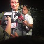 Presidential legal counsel Salvador Panelo: President Duterte to visit Sen. Miriams wake tomorow https://t.co/YaXUUoMb42