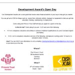 Awards available from the Princes Trust to help young people into education, training, employment or volunteering. https://t.co/OjCj10kpmT