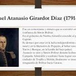 #TalDiaComoHoy #30Sep  Muere Atanasio Girardot (1813) .@NelsonTorcate https://t.co/UDTMsK7kqy