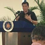 Pres. Duterte on Jaybee Sebastians plea to talk to him: Paimportante kang kriminal ka. | via @cedric_castillo https://t.co/TrZVUt1bhD