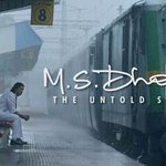 #MSDhoniTheUntoldStory audience reaction: Its a six | @itsSSR | @msdhoni https://t.co/gJH0s9vfDh https://t.co/fwNtgma30N