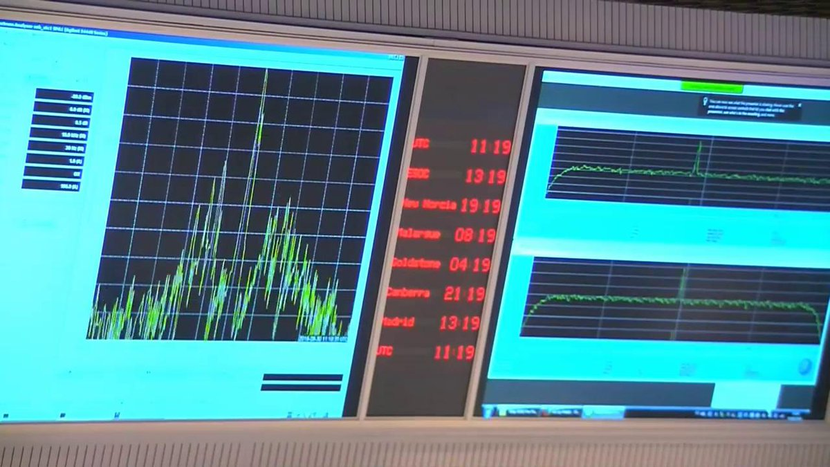 13h19 sur Terre. Perte du signal. La mission #Rosetta s'achève. #MerciRosetta! https://t.co/O8CGLptGcG