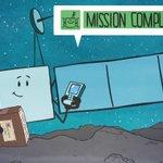 Mission complete #CometLanding https://t.co/m3oxRNPzPI