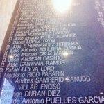#AngelesCustodios Policías asesinados por ETA. Grabados en la comisaría de Bilbao y en nuestros corazones. #Memoria https://t.co/C2g1UeO8B4