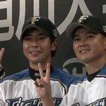 最高の笑顔 #W武田 #今までありがとう #lovefighters https://t.co/7XUW1ex8aG